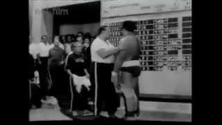 Василий Алексеев - Киножурнал Советский спорт 1971 №7