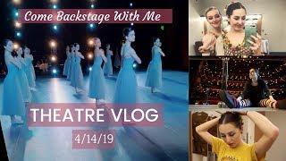 Behind The Scenes Backstage at Colorado Ballet