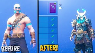"UNLOCK ""MAX RAGNAROK"" & Max Drift Fast! Season 5 LEVEL UP FAST! (Fortnite Season 5 Tier 100)"