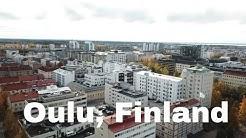 Drone Oulu, Finland