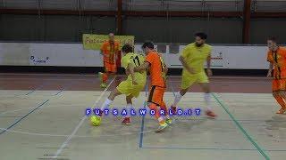 19/10/18 Meneghina Calcio - Orobica Futsal Urgnano , highlights ,Serie C2 - futsal
