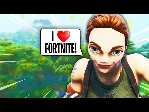 The NICEST Default in Fortnite