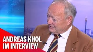 Fellner! Live: Andreas Khol im Interview