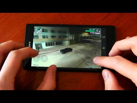 Sony Xperia Z - Gaming Performance Review