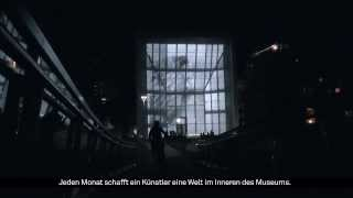 Museion Medienfassade 2013