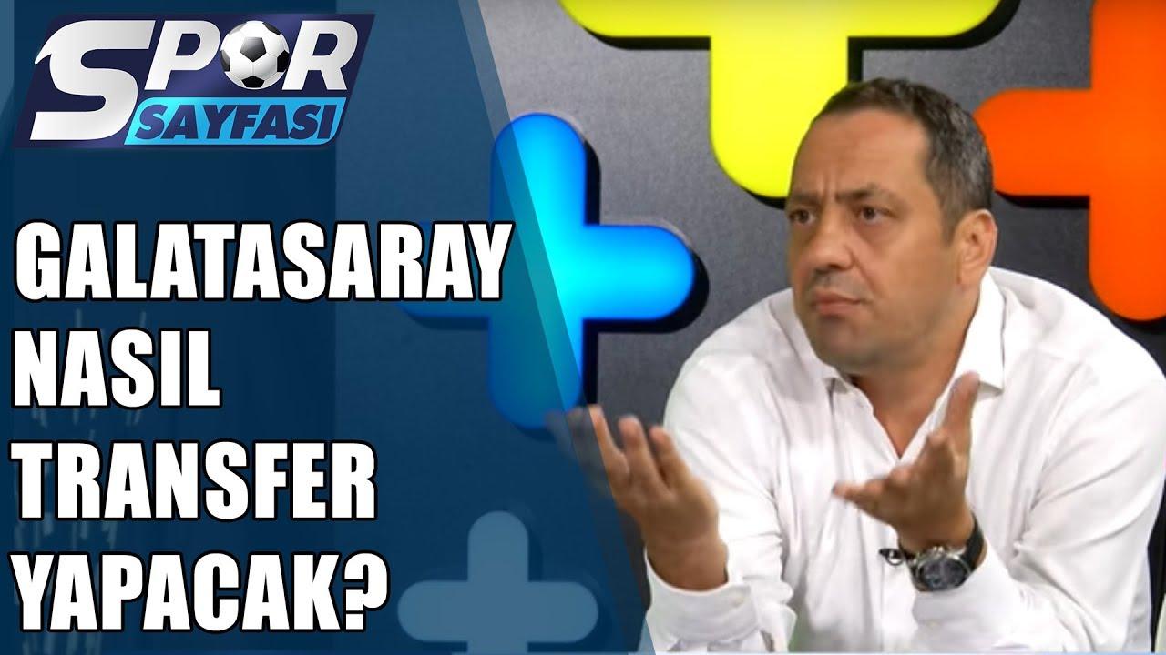 Spor Sayfası | Galatasaray Nasıl Transfer Yapacak? | 24.06.2019