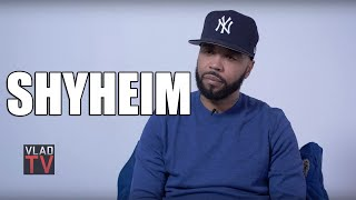 Shyheim on Finding Out He Had 2 Sons After Getting Out of Prison (Part 13)