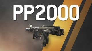 PP-2000 - Modern Warfare 2 Multiplayer Weapon Guide