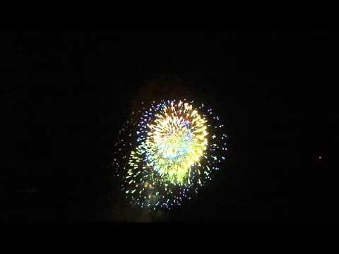 2012 Feuerwerk zum Fürstenfest in Liechtenstein - Best of 2/2