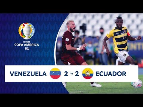 Venezuela Ecuador Goals And Highlights