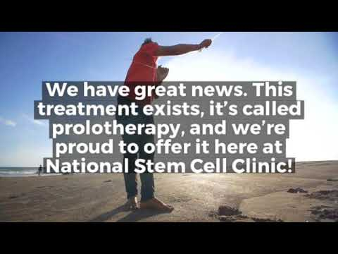 National Stem Cell Clinic Miami: Prolotherapy