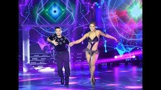 ¡Flor Vigna y Agustín Casanova bailaron Cha cha pop pero no hubo química!