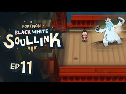 FLYING BEARS?!  |  Pokemon Black & White Soul Link EP 11