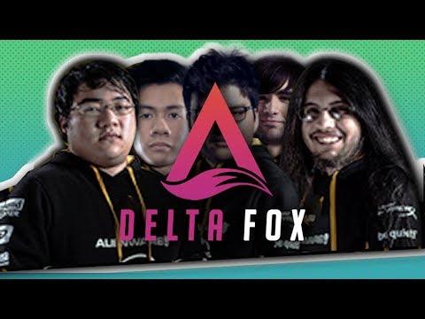 SCARRA: DELTA FOX (MEME STREAM DREAM TEAM) VS GOLD COIN UNITED NACS MATCH WEEK 5 HIGHLIGHTS PART.  2