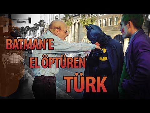 Batman'e El Öptüren Türk- Hayrettin