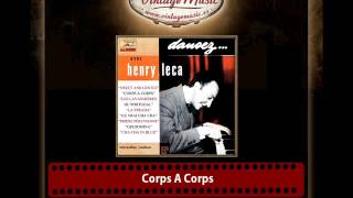 Henry Leca & His Orchestra – Corps A Corps