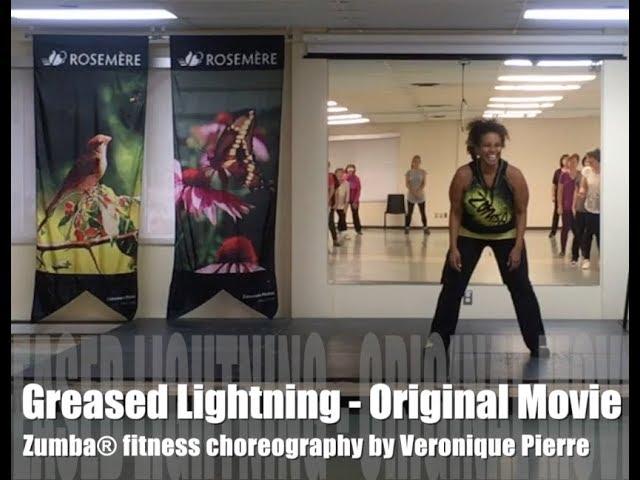 Greased lightning - Zumba Gold avec Véro Pierre (Rosemere)