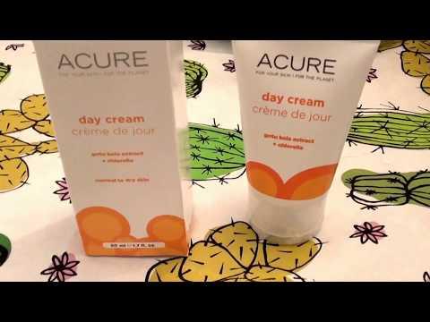 Acure Organics Day Cream Gotu Kola Extract + Chlorella Normal/dry Skin