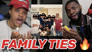KENDRICK LE'GOAT IS BACK! | Baby Keem, Kendrick Lamar - family ties (Official Video) - REACTION
