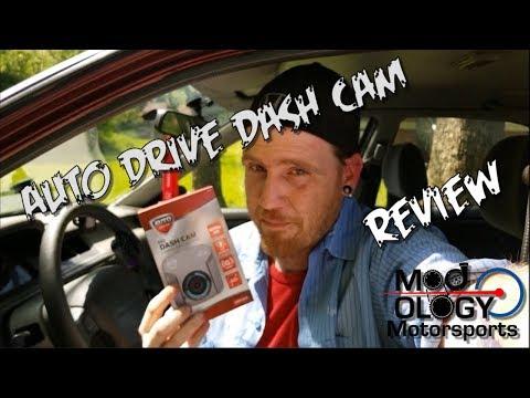 Auto Drive (Walmart) Dash Cam Review!