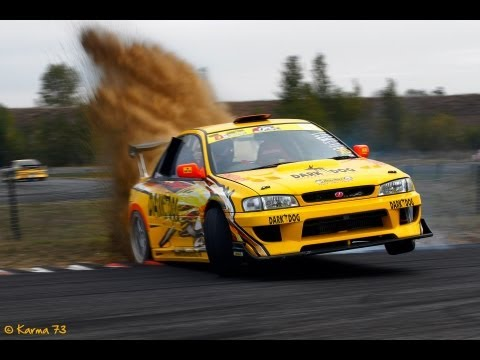 Subaru Drift Gc8 Awesome Drifting Machine Youtube
