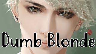 Nightcore - Dumb Blonde [male]