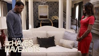 David Tries to Make Peace with Veronica | Tyler Perry's The Haves and the Have Nots | OWN