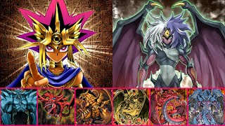 Yugi Muto vs Yubel (Egyptian God Cards vs Sacred Beasts)