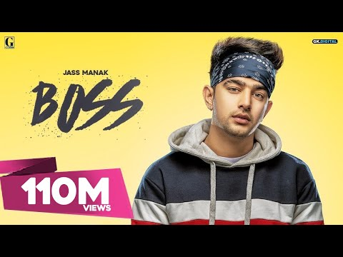 Boss : Jass Manak (Official Video) Satti Dhillon | Ri | Late