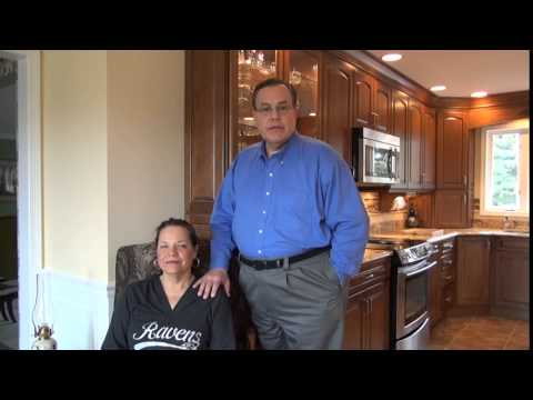 Attrayant Churchville Kitchens Baldwin Maryland Kitchen Remodel   YouTube