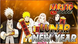 Naruto Online Lunar New Year Events!