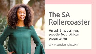 SA Rollercoaster (TomorrowToday Global) - Zanele Njapha