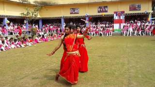 Jhumur Jhumur Nupur Baje