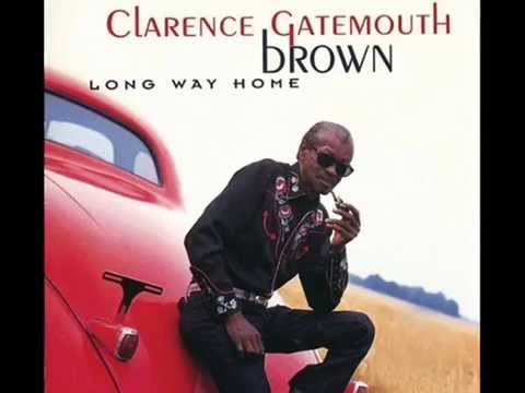 Clarence Gatemouth Brown with Leon Russell  Mean and Evil