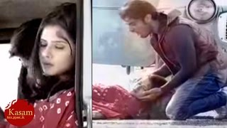 Kasam Tere Pyaar Ki | Tanu DIES in an accident | 25th April 2016 EPISODE