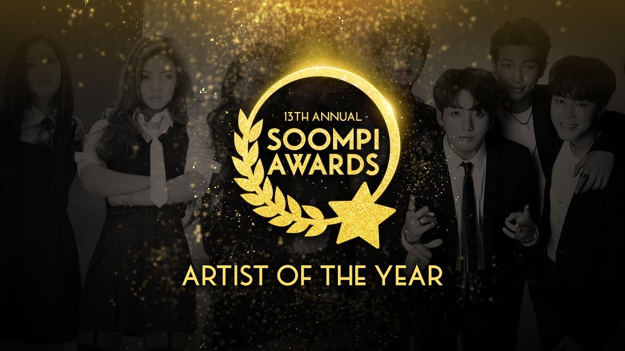 Nominees: Artist of the Year in the 13th Annual Soompi Awards
