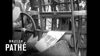 The Dynasphere! Psychotic 1930s Vehicle! thumbnail