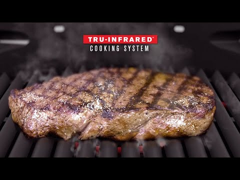 Char-Broil TRU-Infrared BBQ Grilling Technology