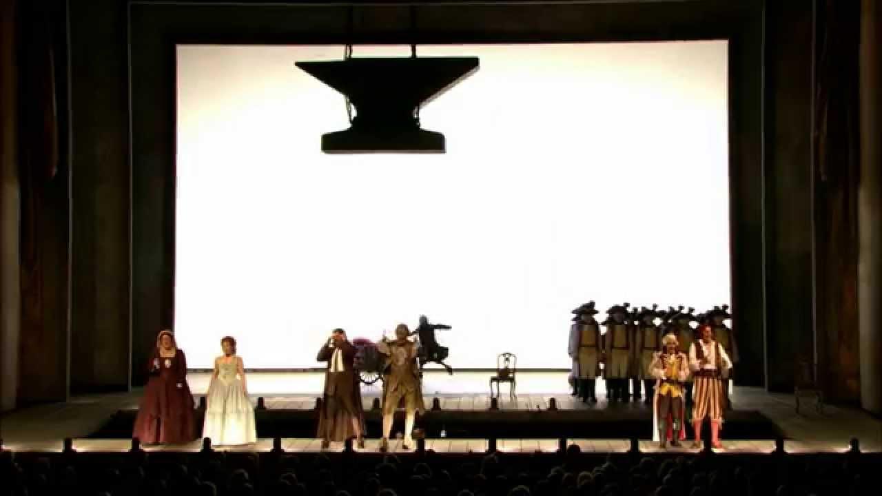 """Il Barbiere di Siviglia: """"Ma, Signor"""" (Act I Finale)"""