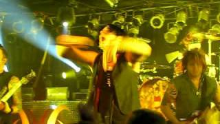 Hinder - Up All Night - LIVE