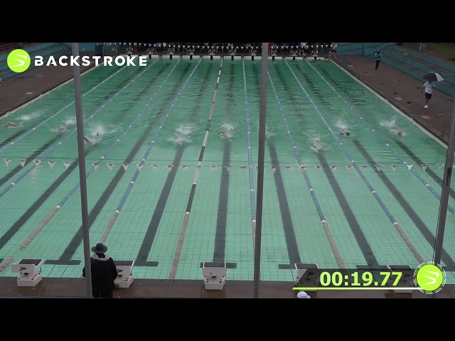 #201 Mixed 100 LC Meter Freestyle Heat 8 of 15