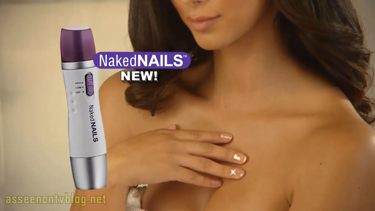 Naked Nails As Seen On TV Commercial | Buy Naked Nails! - YouTube