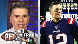 PFT Power Rankings: 49ers closing gap on Patriots | Pro Football Talk | NBC Sports