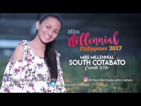 MISS MILLENNIAL SOUTH COTABATO