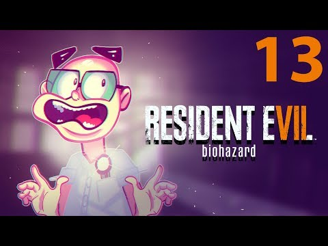 Northernlion Plays: Resident Evil 7 [Episode 13] (Twitch VOD)