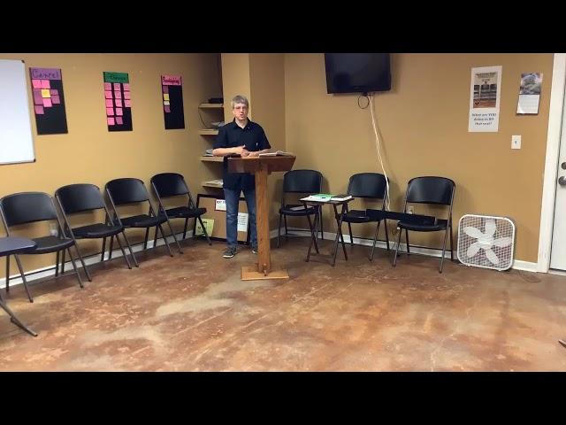 Sunday school Live at LOBC 6-6-21