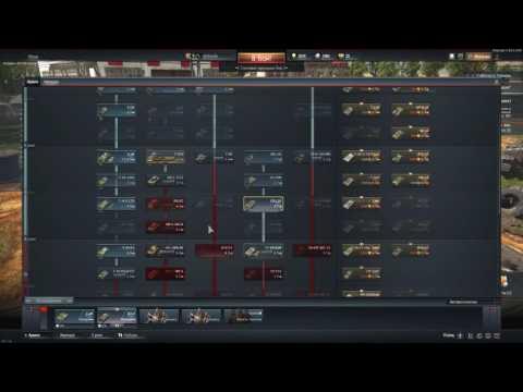 Как исследовать технику в war thunder