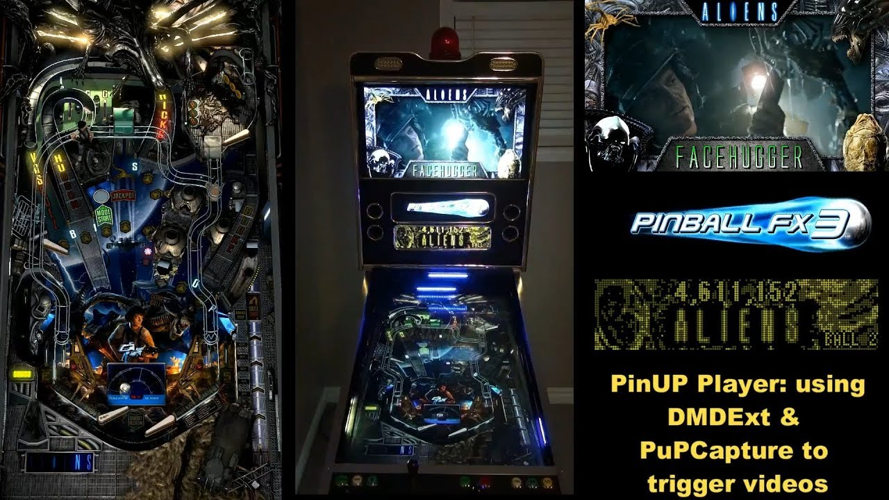 PinKadia! The Ultimate virtual Pinball / Arcade / PC combo cabinet