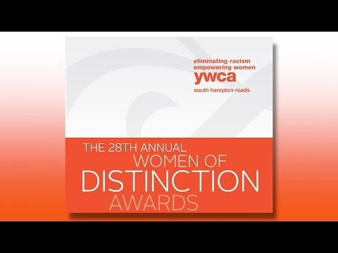 YWCA-SHR 2016 Women of Distinction