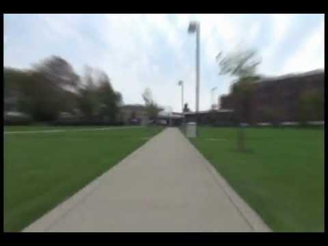 200 MPH Campus Tour - WSU - Wright State University